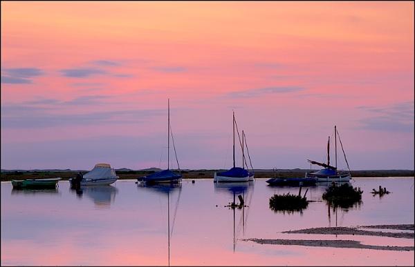 Blakeney high tide 2 by bumbleb3