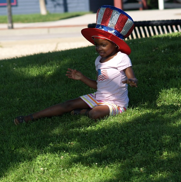 """~ \""""4th of July Kid\"""" by LexEquine"""