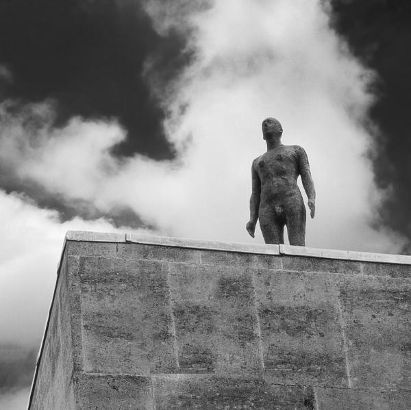 The Iron man. by franken