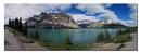 Bow Lake Canada by dbedford