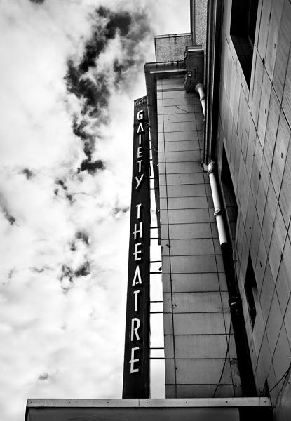 Theatre by GeorgeBuchan