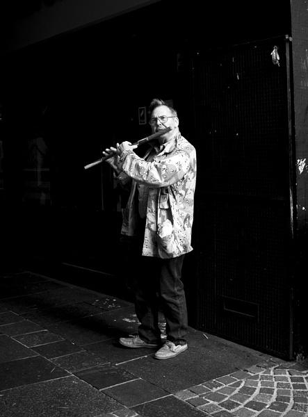 Street Music by GeorgeBuchan