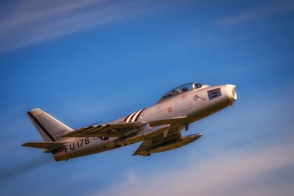 North American F-86 Sabre by Mackem