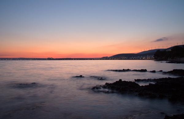 Akbuk Sunset by McBunny1972