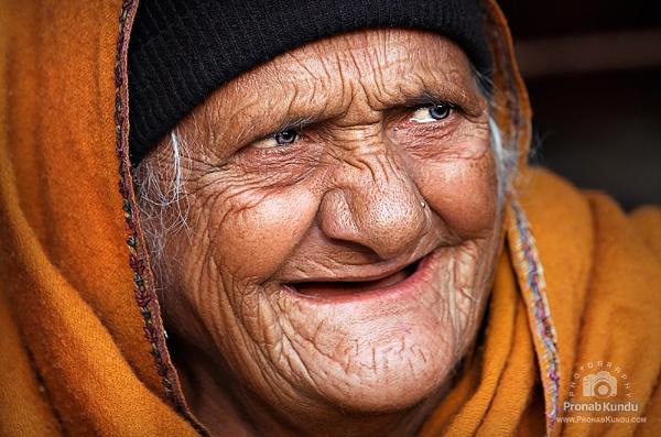Heartwarming Smile by pronabk