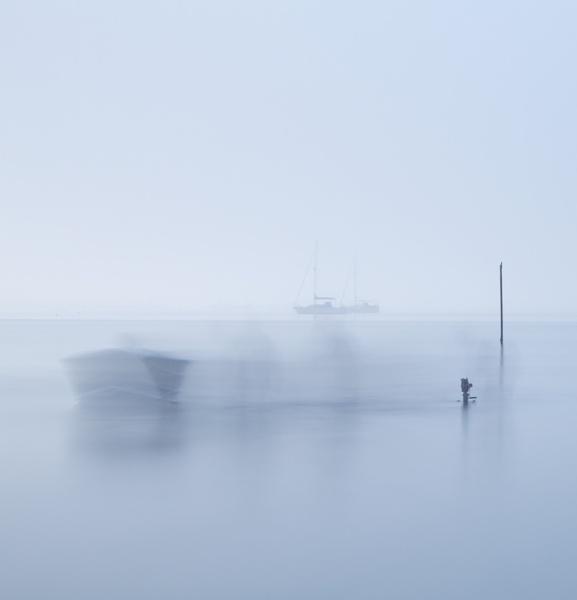 Ghost Boat II by marktc