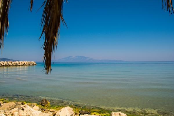 Idlyllic greek island - Zante by DavyB
