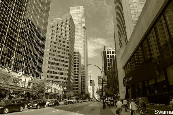 Downtown by Swarnadip