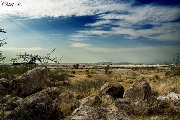 Desert Cloud by chisti28bd