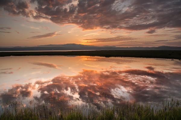Icelandic sunset by Daxiesmum