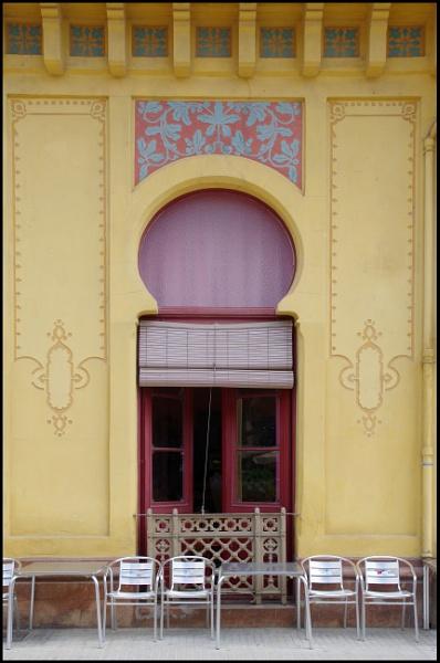 The Casino  Sant Feliu de Guíxols by bwlchmawr