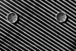 Circles and diagonals.