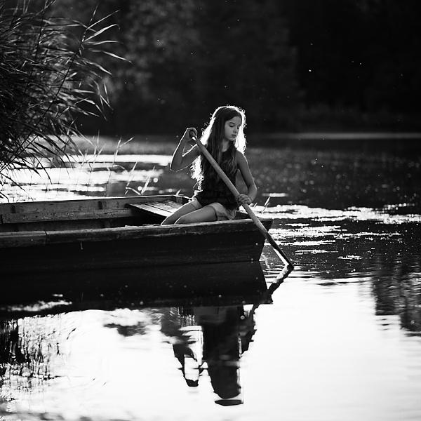 River of my dreams by ZanetaFrenn