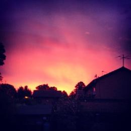A beginners sunset.