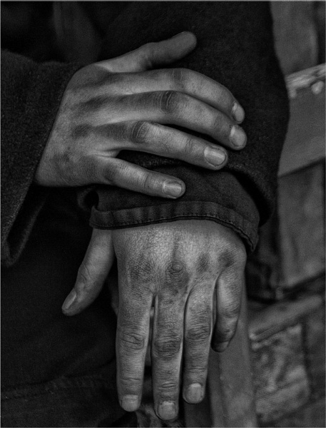 Hand In Hand by danbrann