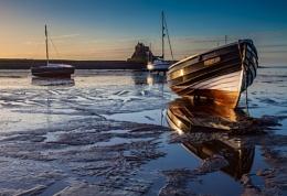 Lindisfarne glow