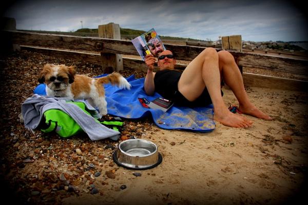 British Seaside Holiday by sheilarose