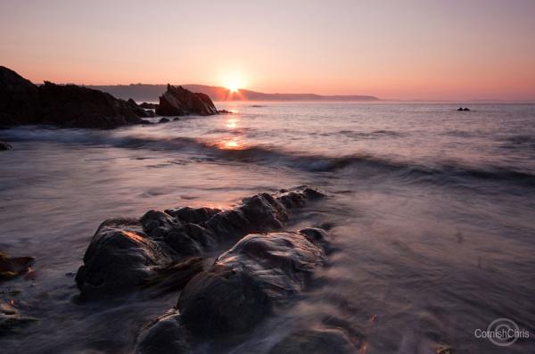 Hannafore Sunrise by CHRISB911