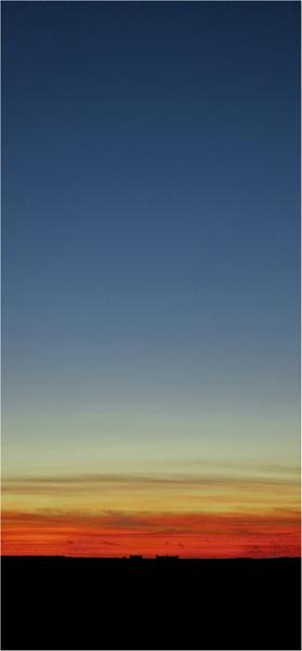 Cornish Sunset by StickyW