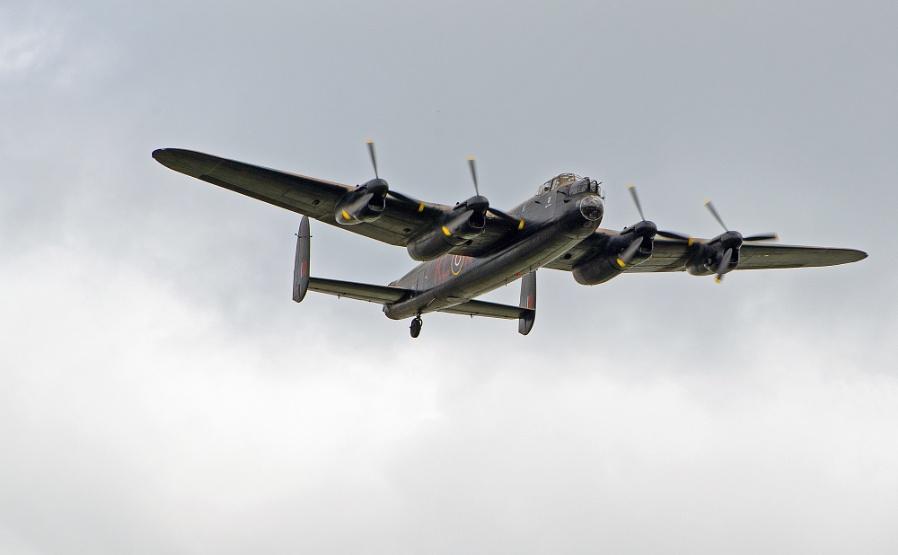 Lancaster bomer