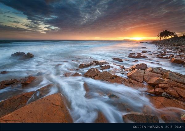 Golden Horizon by dmhuynh72