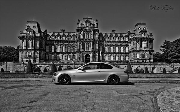 BMW at Bowes Museum by jokinarnya