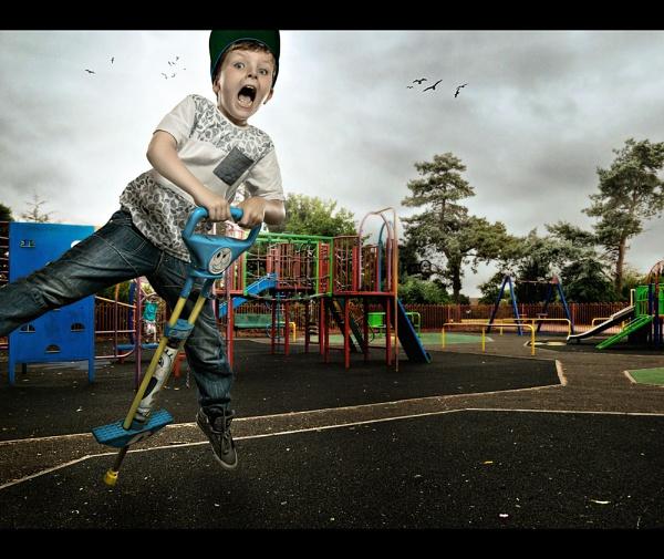 Pogo Fun by TheWanderer