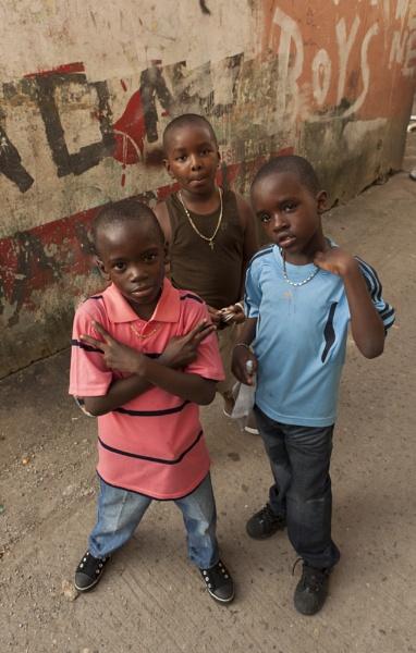 Panama - Colon treasures - boys by luigitoi