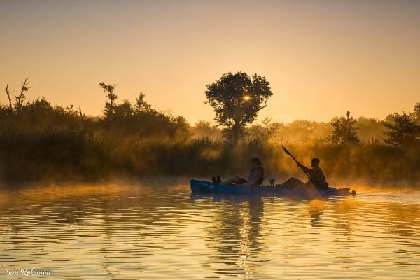 Amazonian morning by ianrobinson