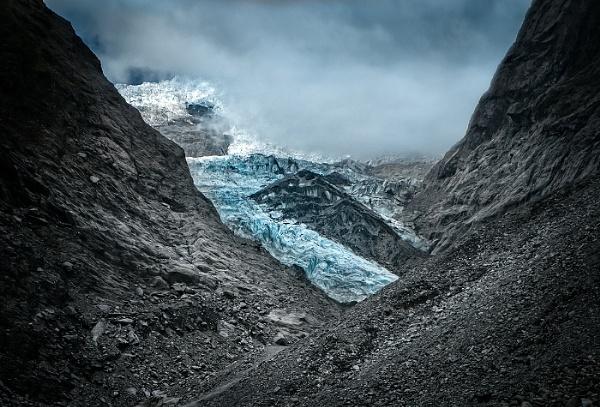 Franz Josef Glacier by KMRennie