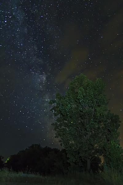 The Milky Way by llareggub