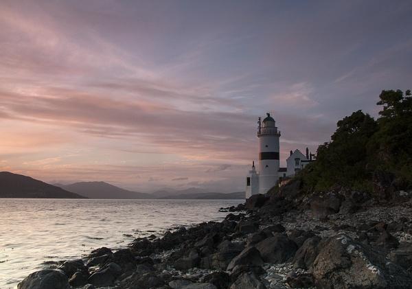 Cloch Lighthouse by Irishkate