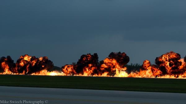 CF18 Bomb Run by mswiech