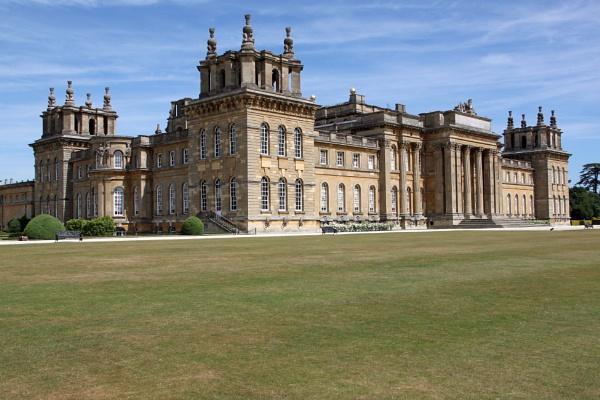 Blenheim Palace by oaklea