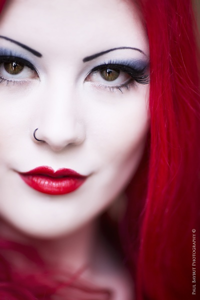 In your eyes by paulbaybutphotography