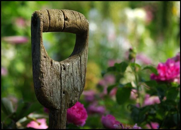 Old Fork Handle by bwlchmawr