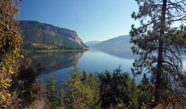Lake of the Shuswap by Polycarp