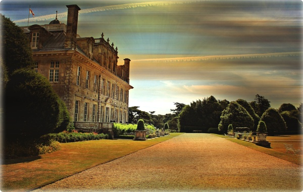 Kingston Lacey House Dorset by sluggyboy