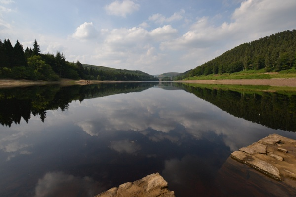 LadyBower Reservoir by SpikeD3100