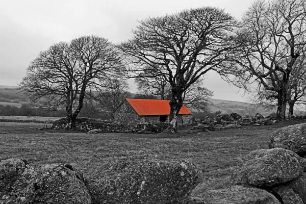 The Red Barn, Emsworthy, Dartmoor
