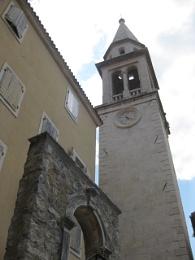 Old City, Budva, Montenegro