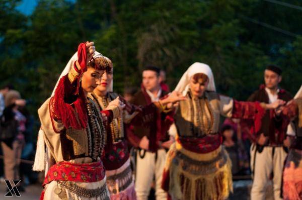 Macedonian folklore by smigool
