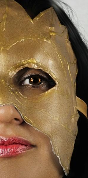 Golden Mask by Terces_Resop