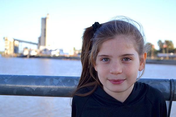 Sofia on port by Davidroid