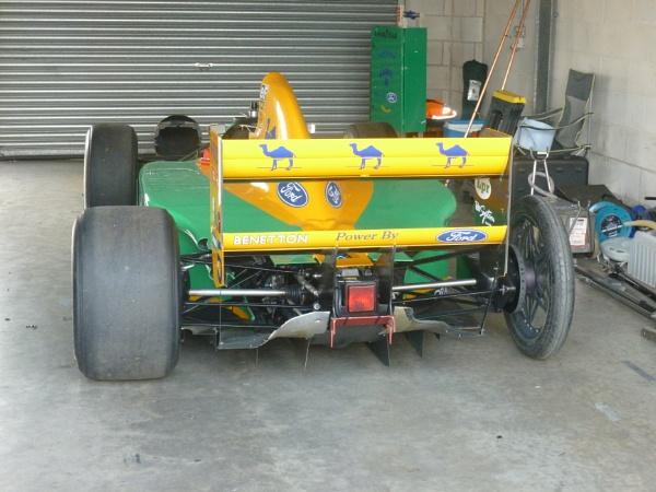 F1 Space Saver by chevron3691