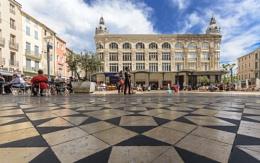 Place de l'Hotel de Ville, Narbonne