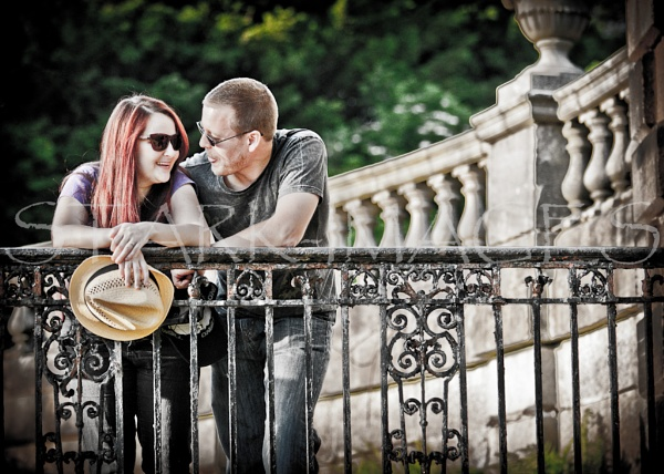 Victoria Holt  &  Chris Stevenson Pre-Wedding Shoot by andystark