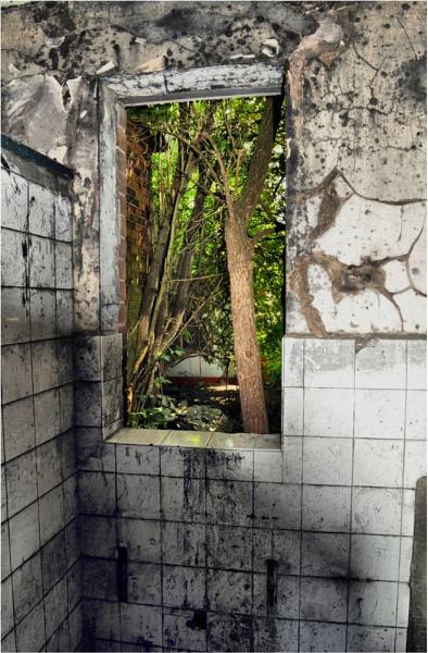 on the tiles by nefaman