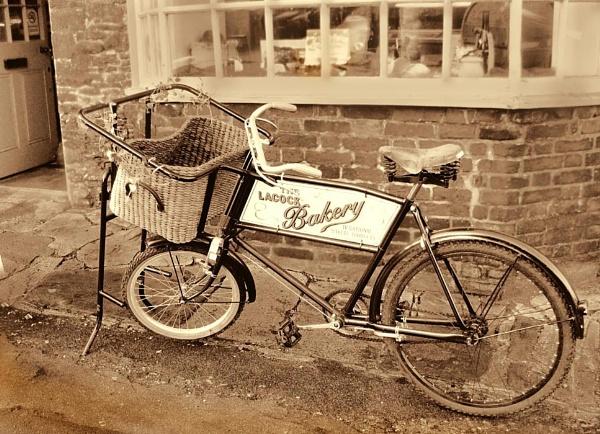 Thye Bakery Bike by johnlong