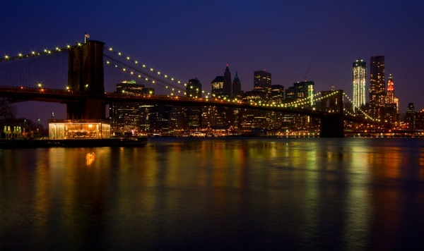 Brooklyn Bridge by shandyman